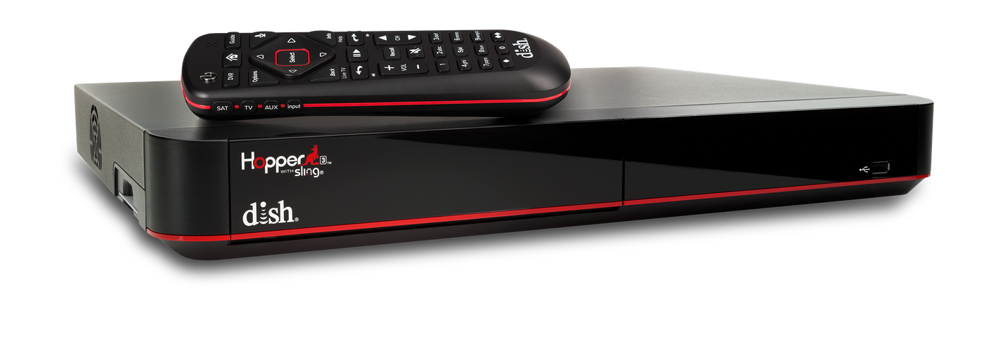 The Hopper - Voice remotes and DVR - Anaheim, California - X-Factor Communications - DISH Authorized Retailer