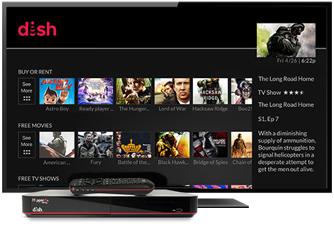Ondemand TV from DISH | X-Factor Communications